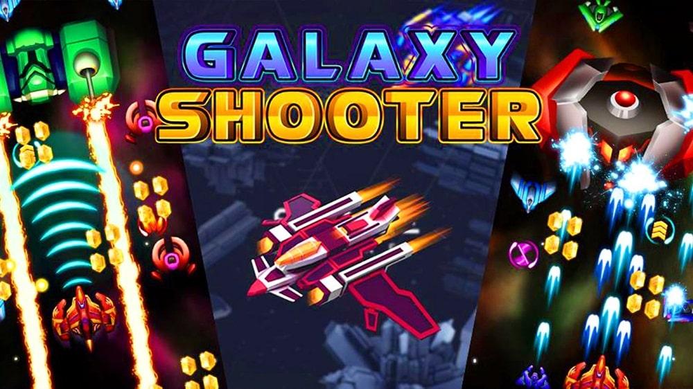 Galaxy Attack: Alien Shooter 30.7