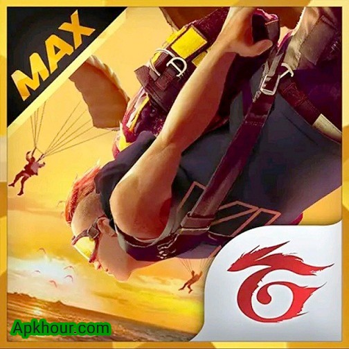 free fire max title
