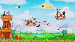 Download The Catapult 2 Mod Apk for Andriod 4