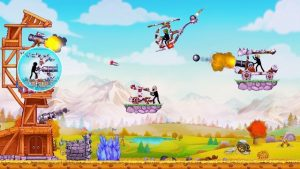 Download The Catapult 2 Mod Apk for Andriod 1