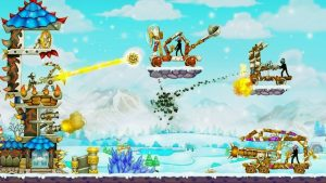 Download The Catapult 2 Mod Apk for Andriod 3