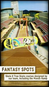 Download True Skate Mod Apk free for Andriod 4