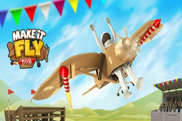 Make It Fly Mod Apk
