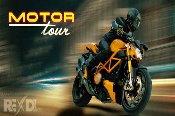 Motor Tour Mod Apk
