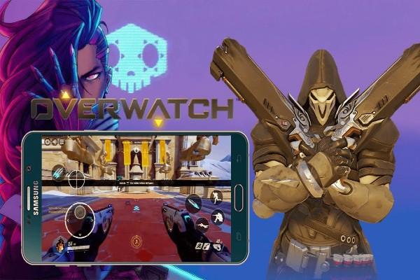 Overwatch Mobile Apk