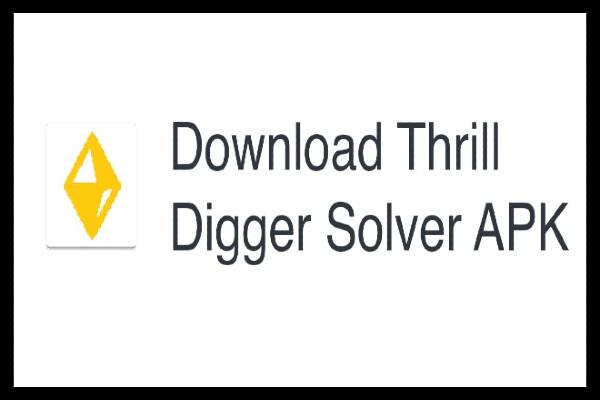 Thrill Digger Solver APK