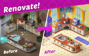 Homescapes Apk Free Download For Android 3